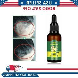 Regrow 7 Day Ginger Germinal Hair Growth Serum Hairdressing