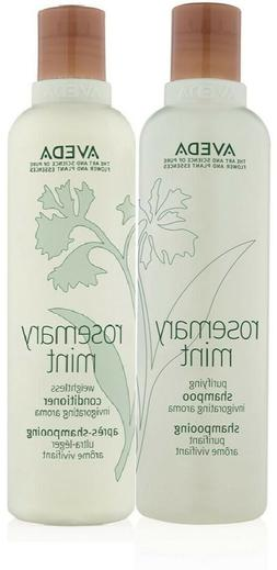 Aveda Rosemary Mint Shampoo & Conditioner Duo 8.5 oz