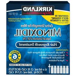 🔥SALE! 🔥 Minoxidil 5% KIRKLAND BRAND NEW 6 MONTH PACK