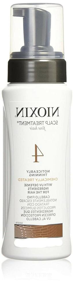 Nioxin Scalp and Hair Leave-In Treatment System 4 for Color