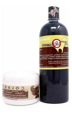 Yeguada La Reserva Shampoo & Colageno 60gr All Natural Anti