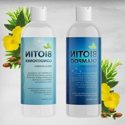 Biotin Shampoo,Conditioner Hair Loss Treatment,Prevent Hair