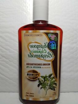 SHAMPOO BERGAMOT ORGANIC WITH MINOXIDIL 450 ML  GROWTH PROMO
