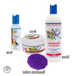Silicon Mix Hair Shampoo 16oz , Treatment 8oz, Conditioner 4