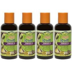 Sofn'Free GroHealthy Argan & Olive Oil - Oil Treatment for H