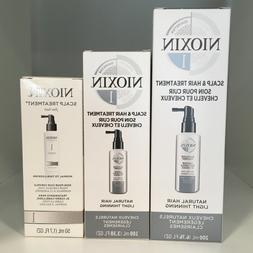 Nioxin System 1 Scalp & Hair Treatment 6.76 oz , 3.38 oz , 1