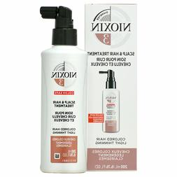 Nioxin System 3 Treatment for Colored Hair Scalp Activating
