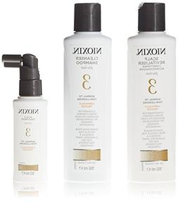 Nioxin System 3 Hair System Kit 3 Pack