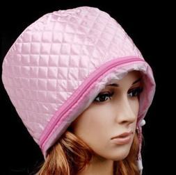 Thermal Hair Cap Steam Dry Hair Loss Oil Treatment Moisturiz