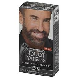 JUST FOR MEN Touch of Gray Beard Hair Treatment, Dark Brown