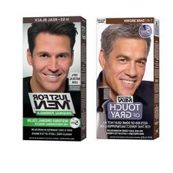 JUST FOR MEN Touch of Gray Hair Color Treatment Kit  T45 or