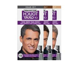 Just for Men Touch of Gray Hair Treatment choose your shade