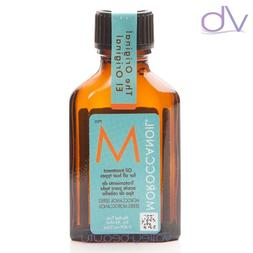Moroccanoil Treatment 0.85 Oz 25 Ml Alconhol Free Set of 5