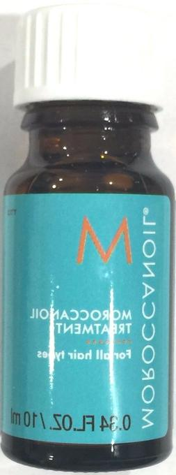 MOROCCANOIL TREATMENT for all hair types 0.34oz / 10mL New W