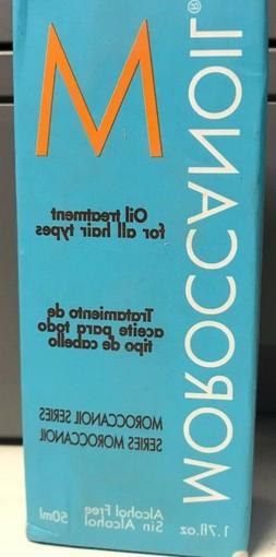 MOROCCANOIL Treatment for all hair types 1.7 oz. NIB loc b11