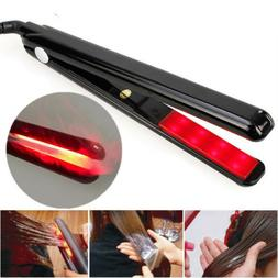 Ultrasonic Infrared Hair Care Iron Recovers Damaged Hair Tre