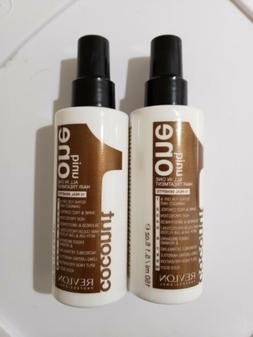 Revlon Uniq One All In One Coconut Hair Treatment 5.1 oz 2 P