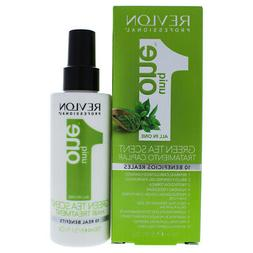 Revlon Uniq One All in One Green Tea Scent Hair Treatment  1