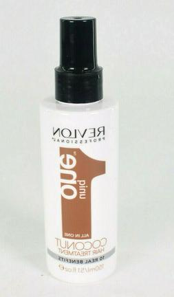 Revlon Uniq One Coconut Hair Treatment 5.1 oz NIB
