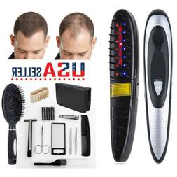 Laser Treatment Power Grow Comb Stop Hair Loss Regrow Therap
