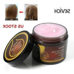 USA Sevich Argan Oil Hair Treatment Mask Repairs Damage Hair