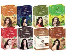 USDA Organic Henna Hair Color | Henna Hair Dye Treatment | 1