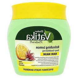 Dabur Vatika Refreshing Lemon Deep Conditioning Hair Mask Tr